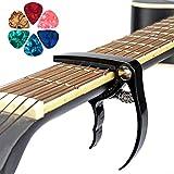 Cejilla Guitarra Uktunu Española Clásica Guitar Capo Electricas Acustica Folk Ukelele...